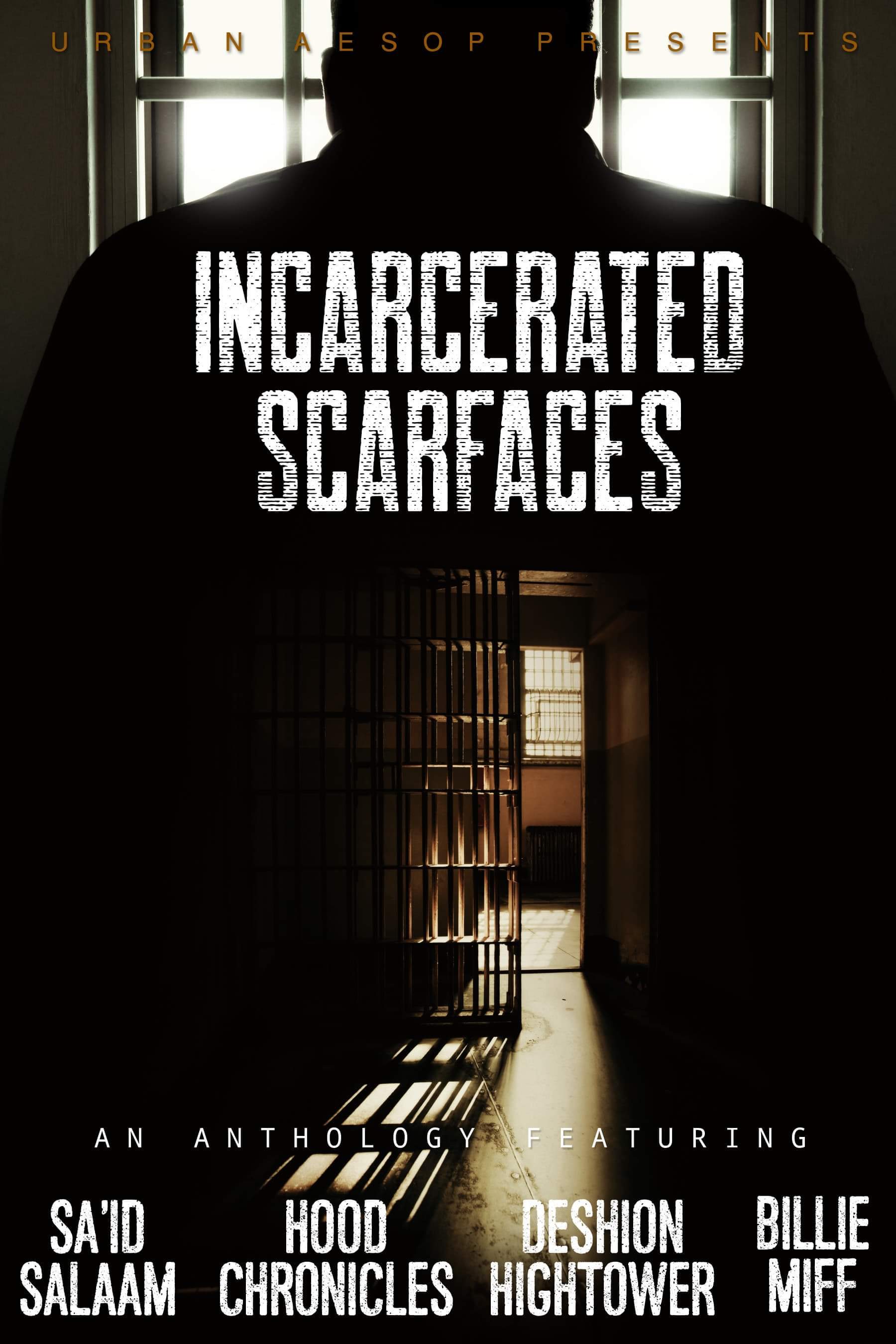 Inmates come together to release a book - \'\'Incarcerated Scarfaces\'\'