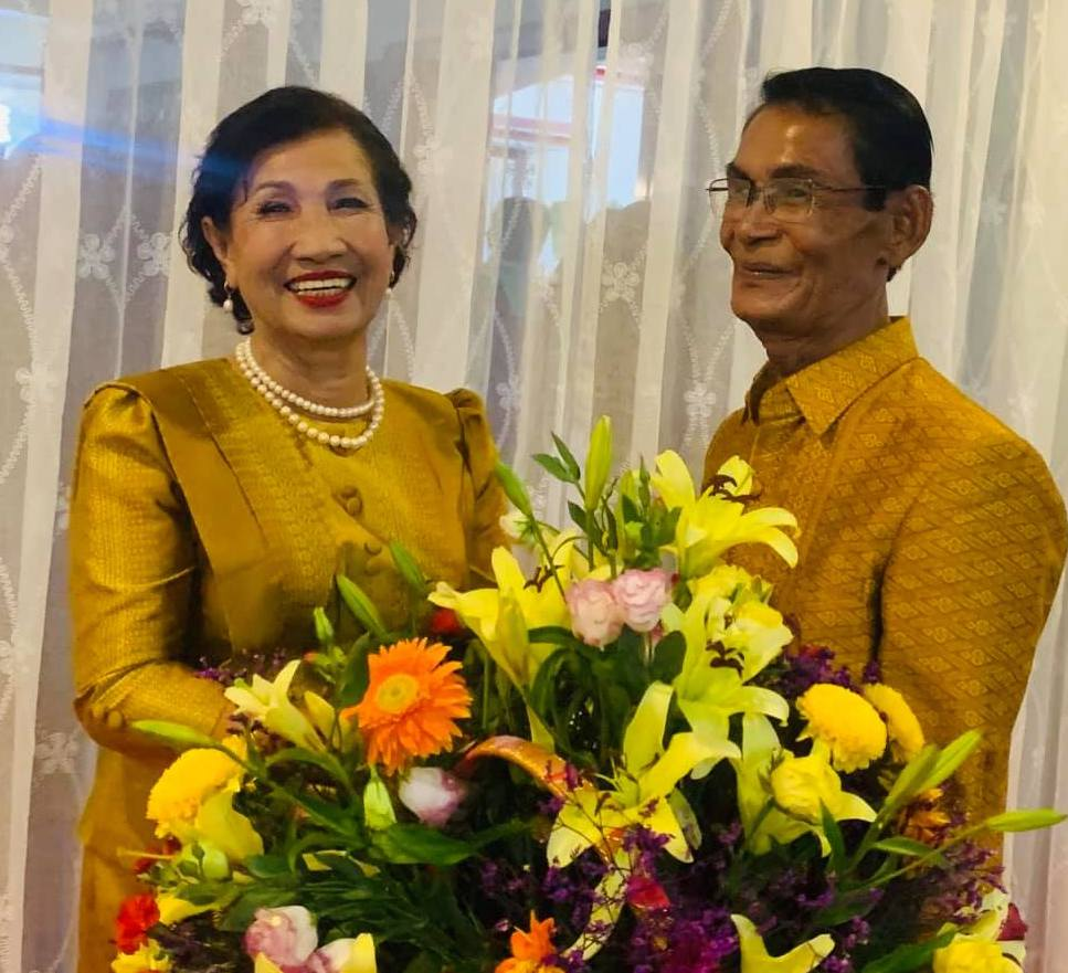 G.O.D. Asia's Humanitarian Icon Kimly Lim Heads WCH Branch in Cambodia