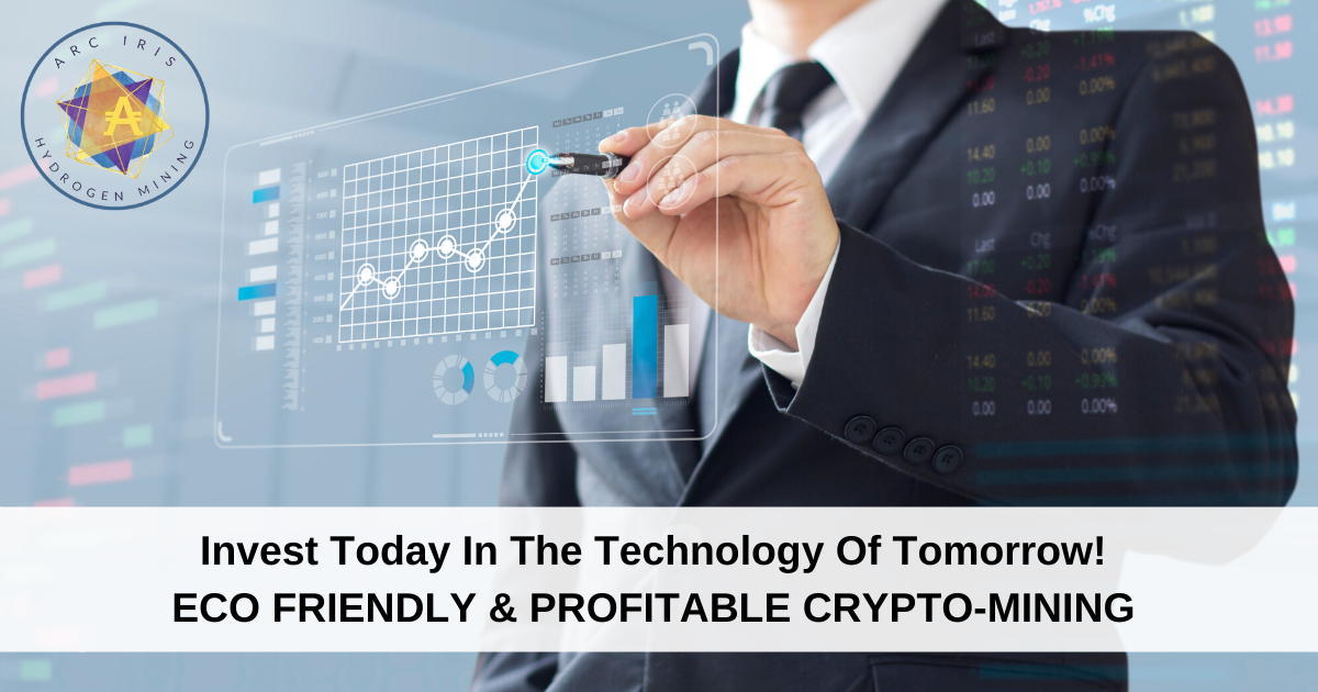 ECO FRIENDLY & PROFITABLE CRYPTO-MINING: Invest Today In The Technology Of Tomorrow