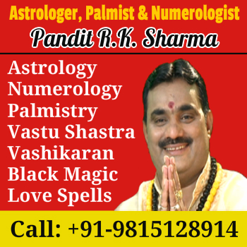 Looking For Best Famous Astrologer in Chandigarh For Real Life Problem Solution?