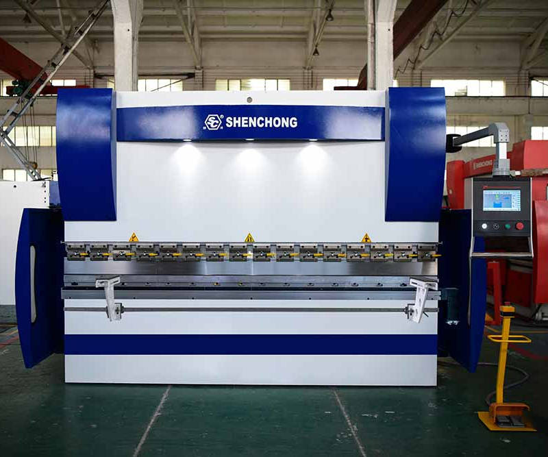 High quality, well manufactured Shenchong press brakes available