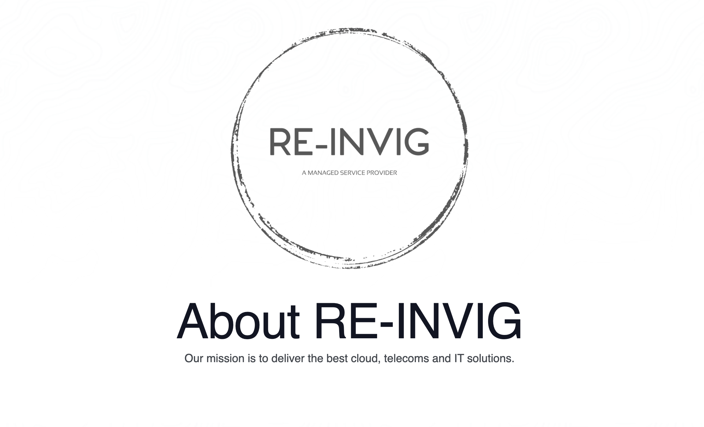 RE-INVIG + Bridgepointe Technologies = New Customer Advantages