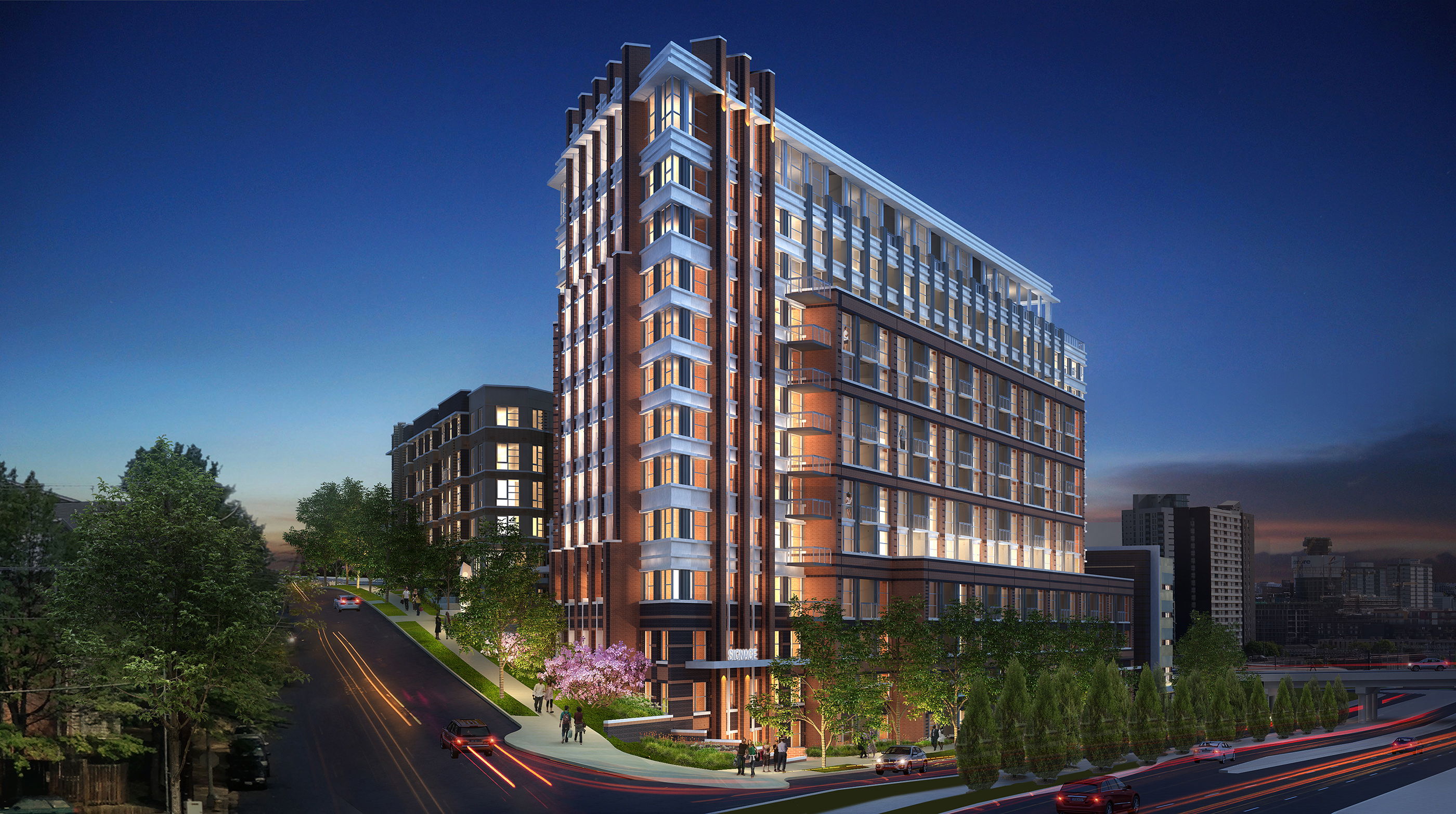 KTGY Architecture + Planning Designs High-Rise Apartments in Arlington, Va.
