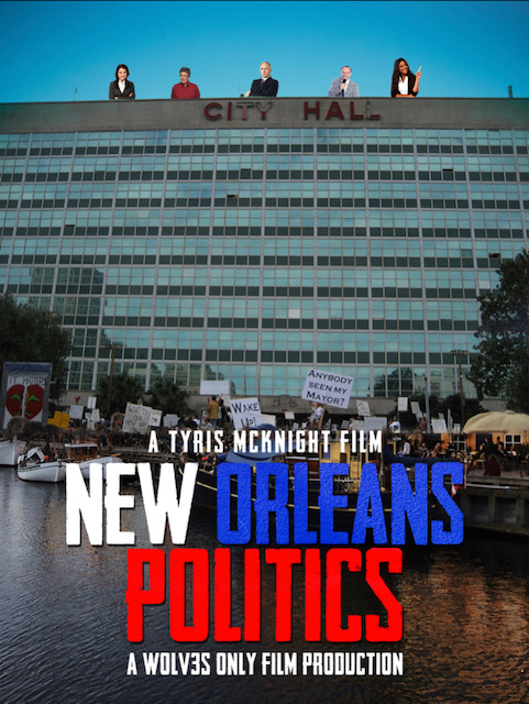 Tyrs McKnight is set to explore the landscape of New Orleans From a Historical Perspective