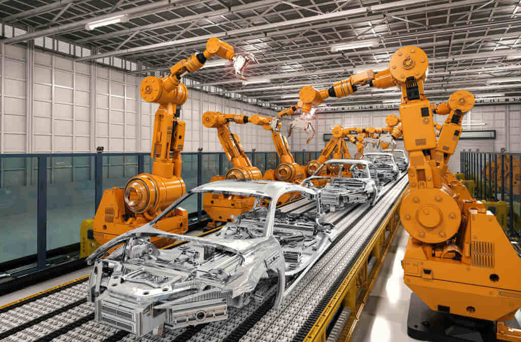 Know who are Industrial Robot Industry Gainers & losers?