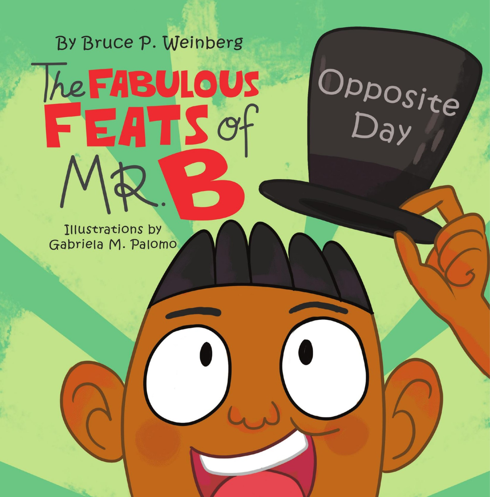 New children's book about opposites becomes #1 Amazon best seller & receives rave reviews
