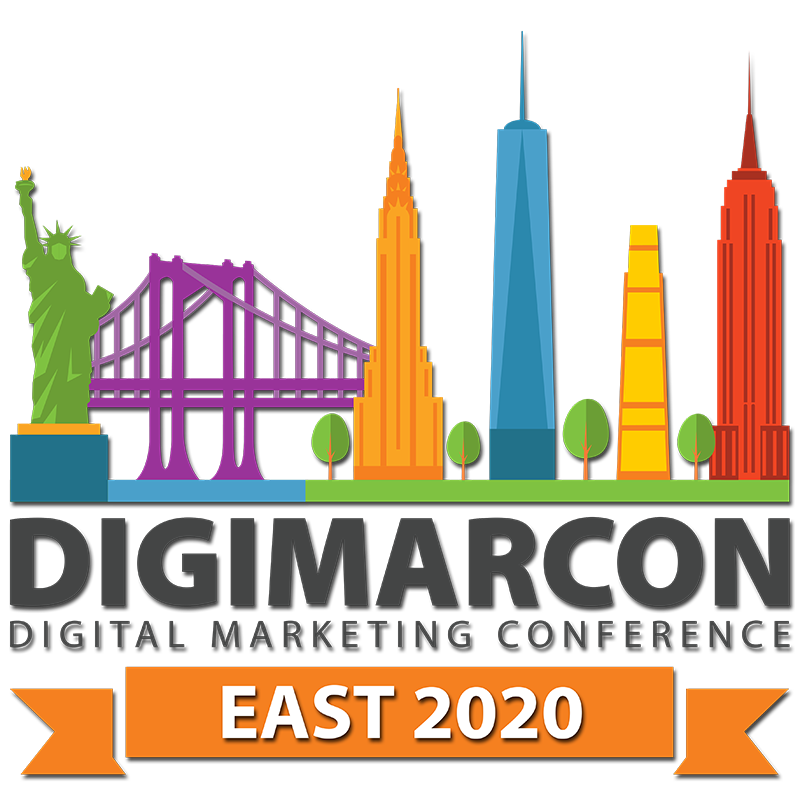 Experts in Digital Marketing Head to NYC this May at DigiMarCon East 2020