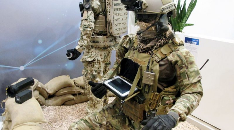 Soldier Systems Market to Witness Massive Growth by 2025: Rheinmetall AG, General Dynamics, Elbit Systems