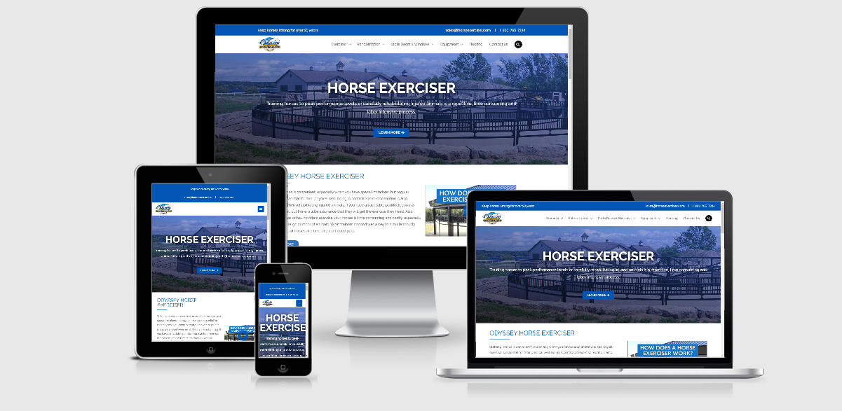 New Website Launched for Odyssey Performance Limited
