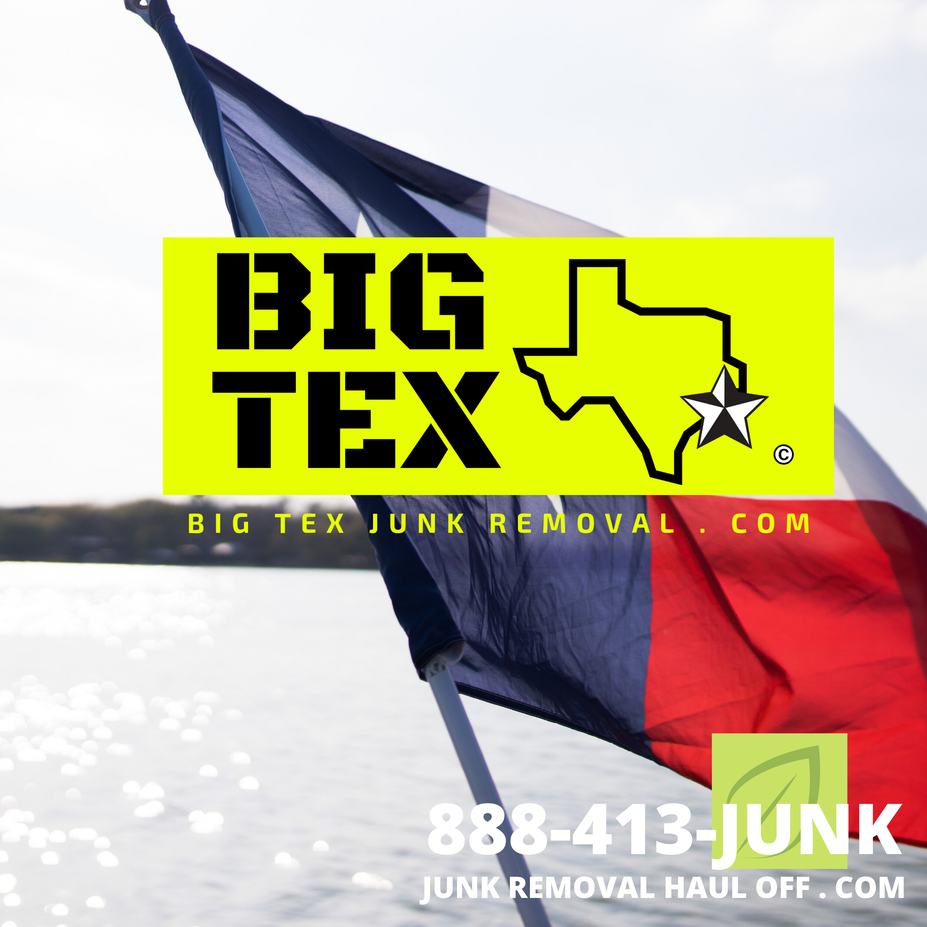 BIG TEX Junk Removal is Making Homes and Offices Shine in Dallas, TX