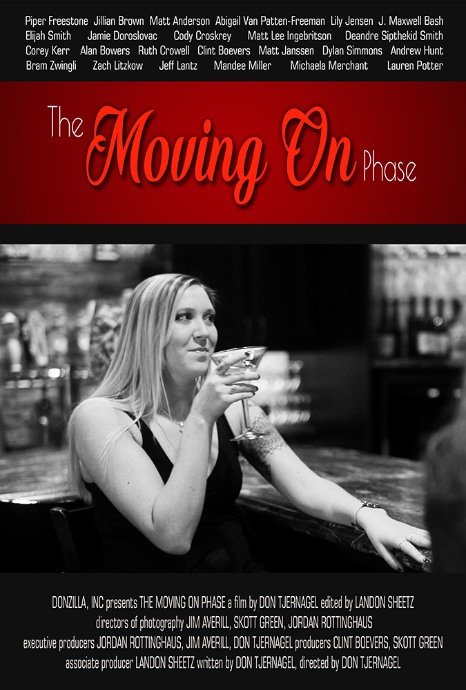 "Deandre Sipthekid Smith Featured in New Independent Film ""The Moving On Phase"""