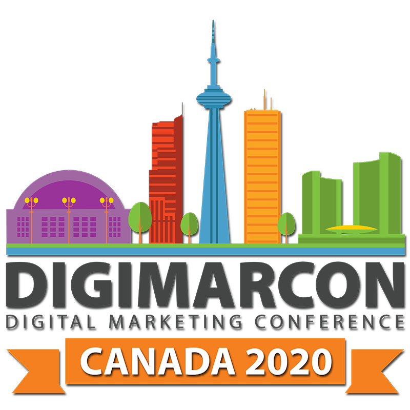 DigiMarCon Canada 2020: Premier Digital Marketing Conference in Toronto this May