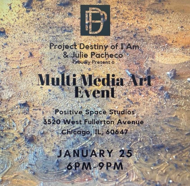 Non-Profit Initiative Launches Fantasy Novel 'The Destiny of I Am' and Art Gallery Exhibition to Heal Communities