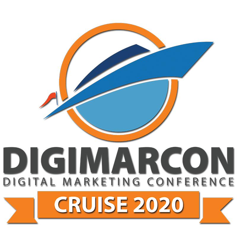 Top Digital Marketers Set Sail on DigiMarCon Cruise 2020 – May 23rd to 28th, 2020