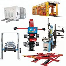 Automotive Garage Equipment Market: Study Navigating the Future Growth Outlook