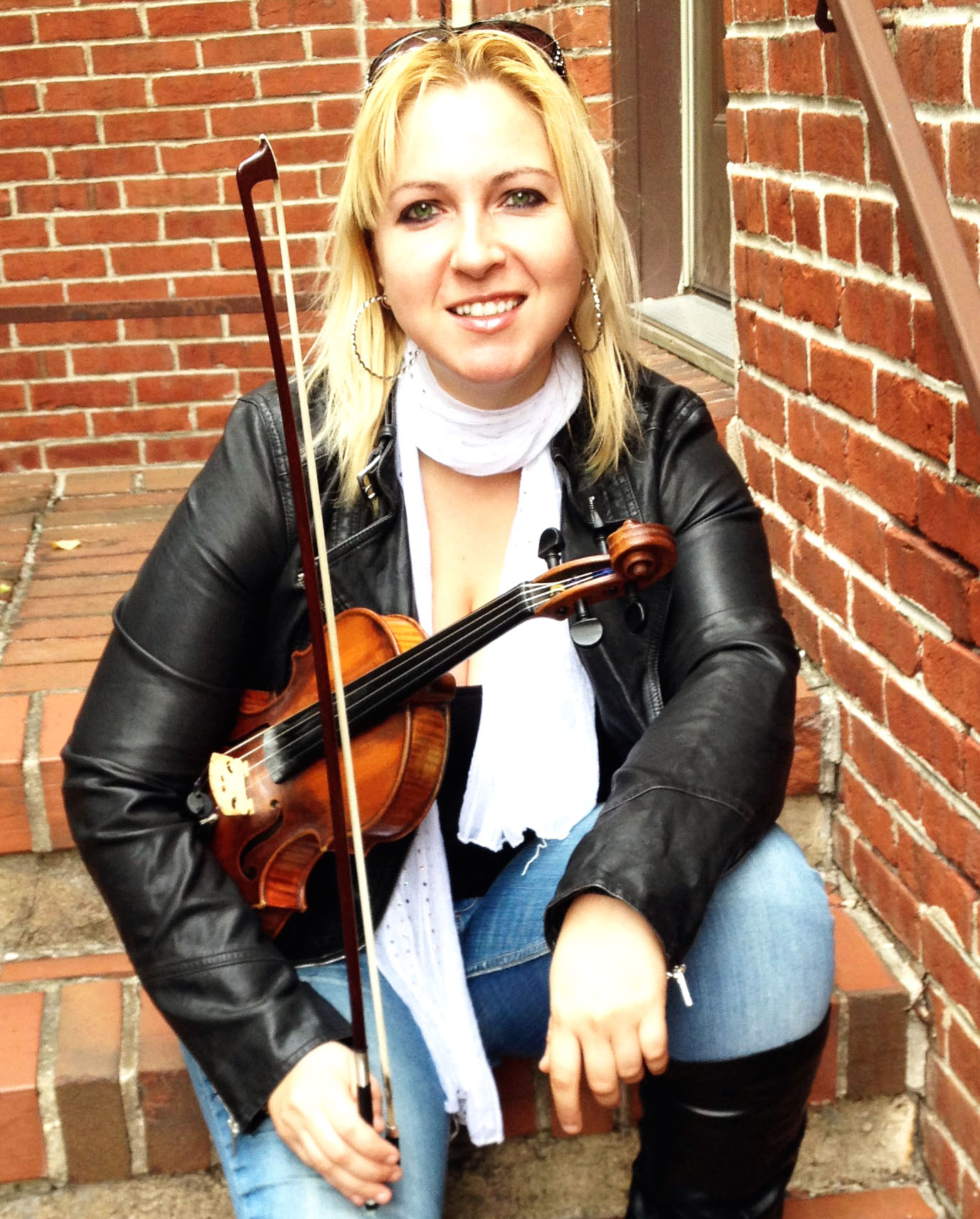 Sensational Violinist And Composer, Claudia Pellegrini, Featured As Music Director At The Lafon Performing Arts Center
