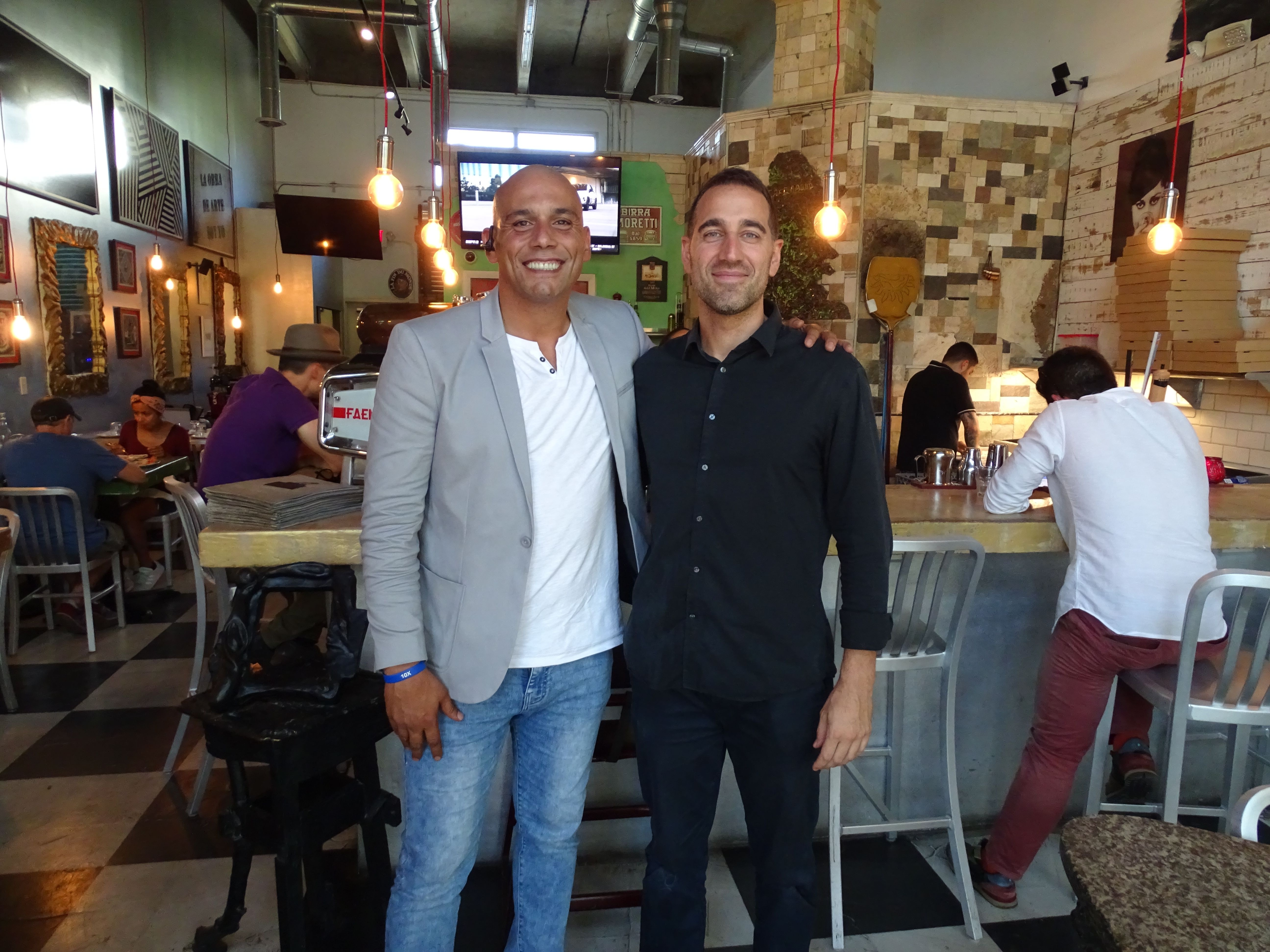 Alaa Harazin Launches A Restaurant Review TV Show On Comcast South Florida