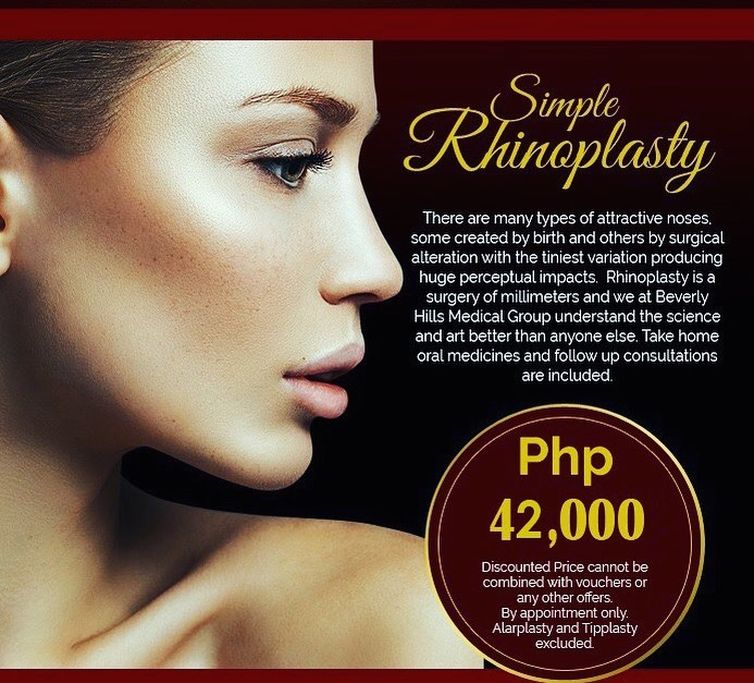 Rhinoplasty Surgeon or Doctor At The Best Rhinoplasty Philippines Price