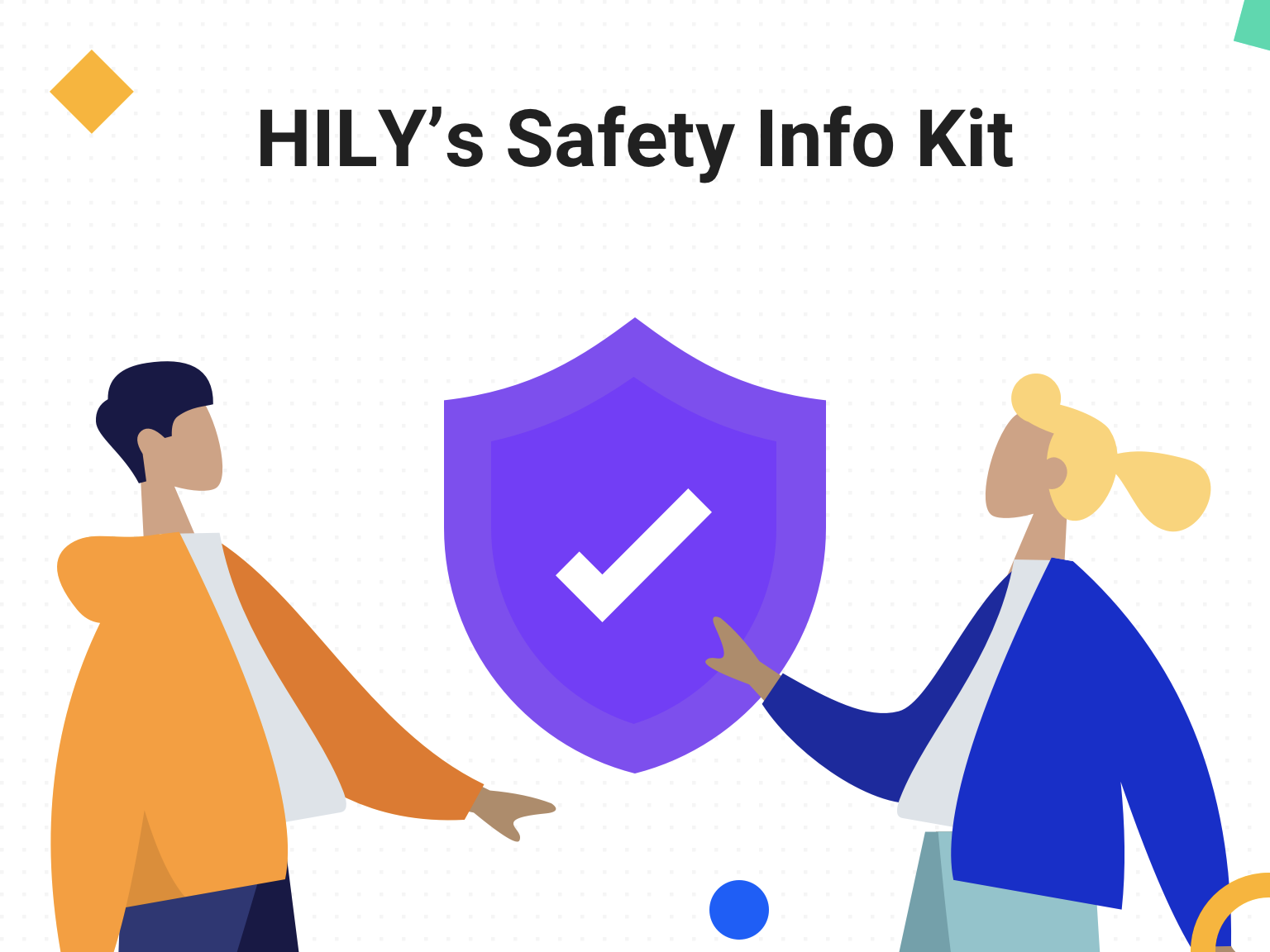 Hily Introduces Safety Info Kit That Helps To Deal With Suspicious Users Online And Gives Offline Dating Tips