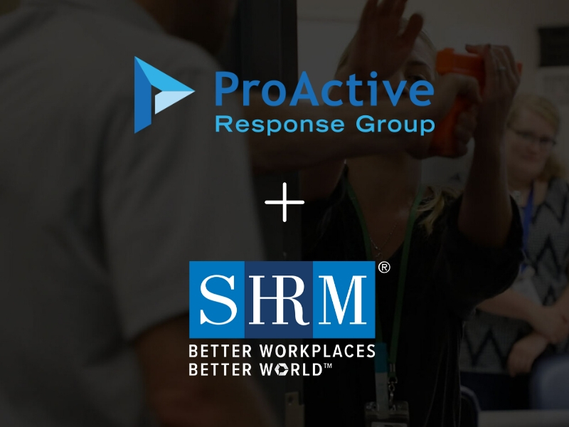 ProActive Response Group Approved as SHRM Recertification Provider