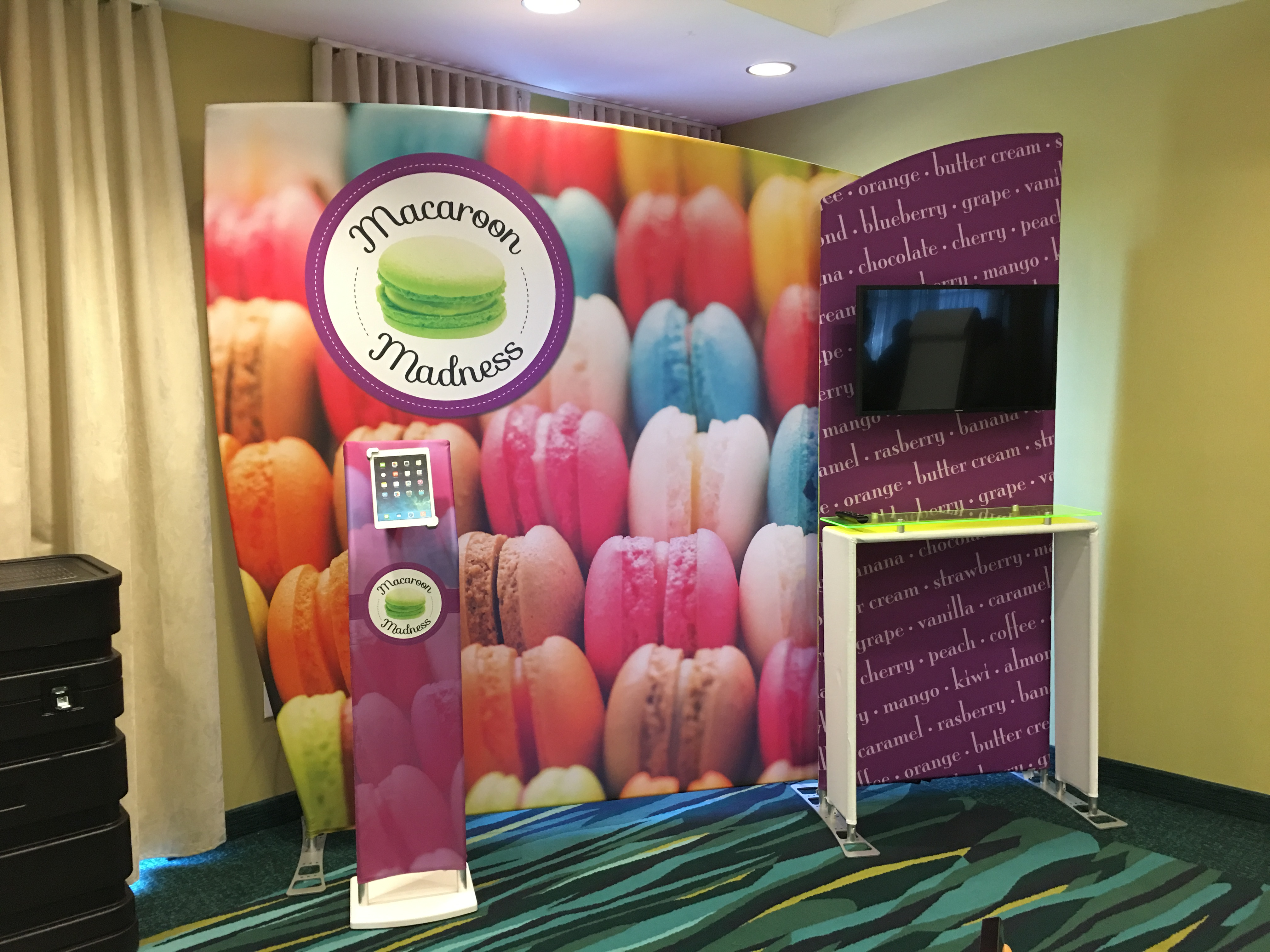 A Trade Show Company in Boston, MA, Announces New Display Product