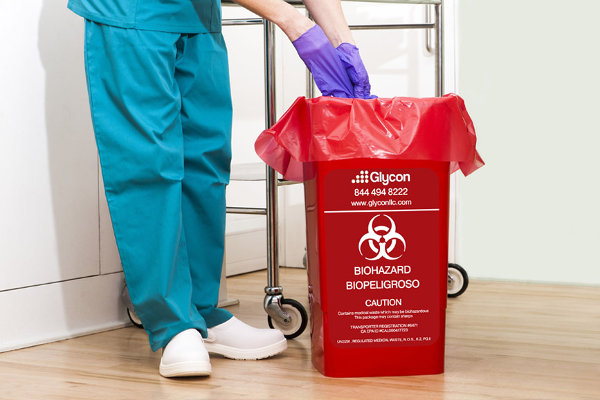 Glycon LLC Presently Provides Cost-effective Medical Waste Removal and Disposal Services