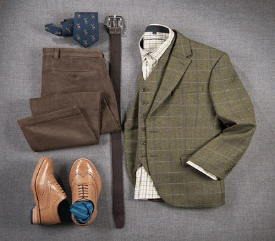 The Continuing Growth Story of Clothing & Footwear: Menswear Market in UK?