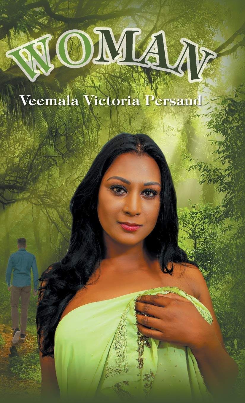 WoMan by Veemala Victoria Persaud Available Now on Amazon