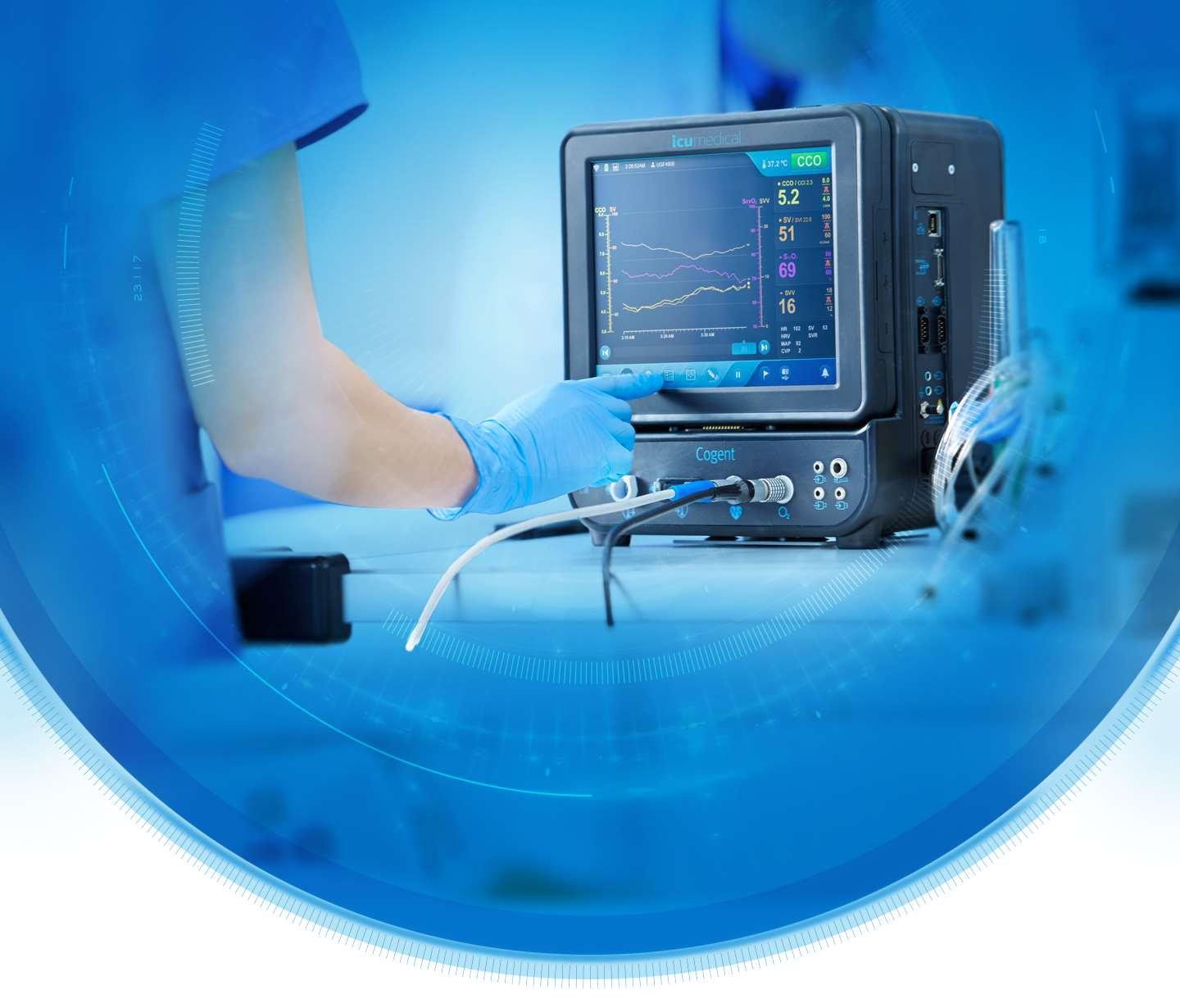 Global Hemodynamic Monitoring Systems Market Worth USD 8,087.4 Million, With a CAGR of 7.3% By 2023