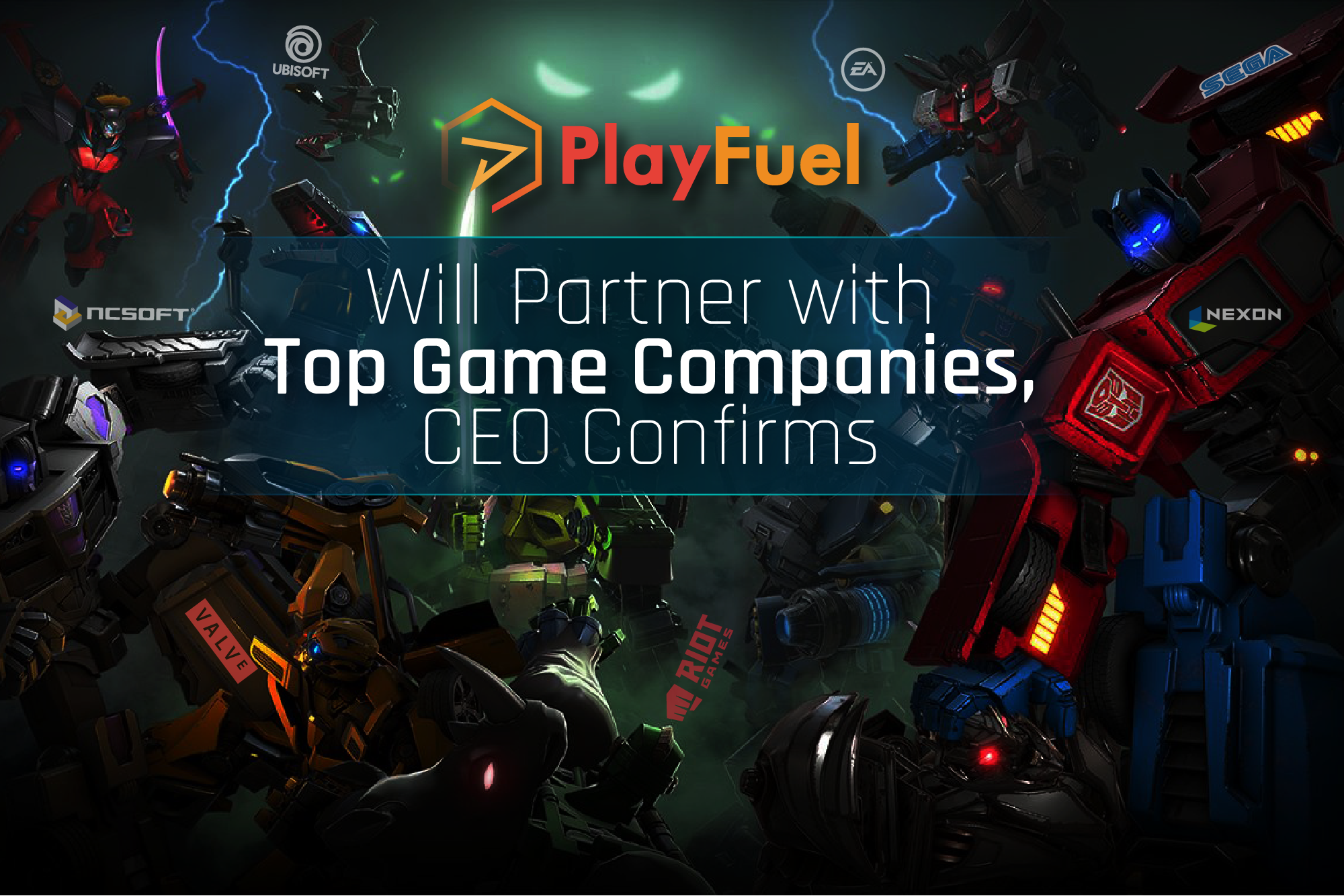 PlayFuel Will Partner with Top Game Companies, CEO Confirms