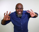 """Laughing with """"GRIFF"""": A Salute to Community Trailblazers Coming to Alexandria, Louisiana"""