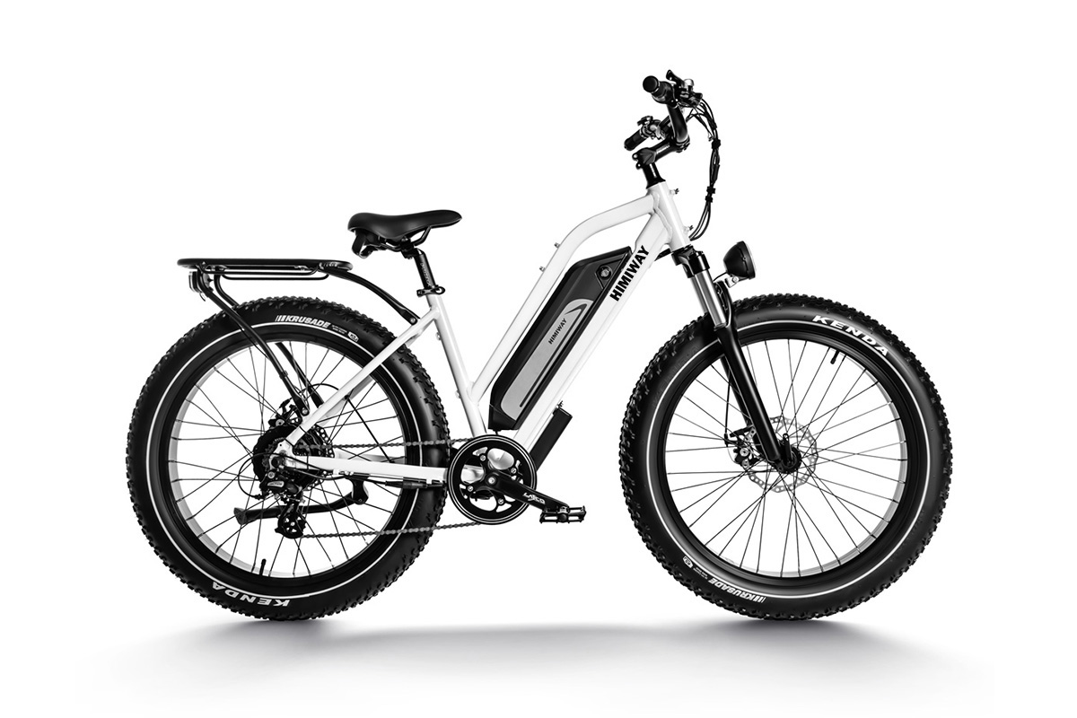 Himiway Introduces the Latest All-Terrain Electric Bikes as the Best Gift for Valentine's Day