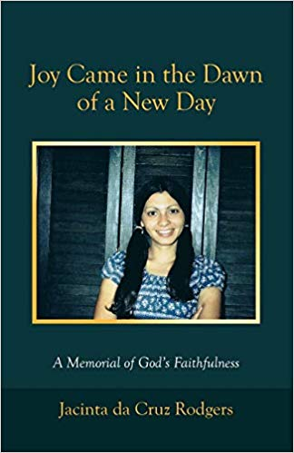 Author's first book is an inspiring journey from orphanage to missionary in 5 countries