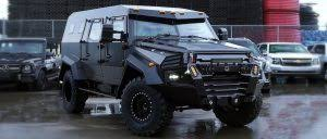 Armored Cars Market Outlook - Warns on Macro Factors | INKAS, The Raytheon, STREIT