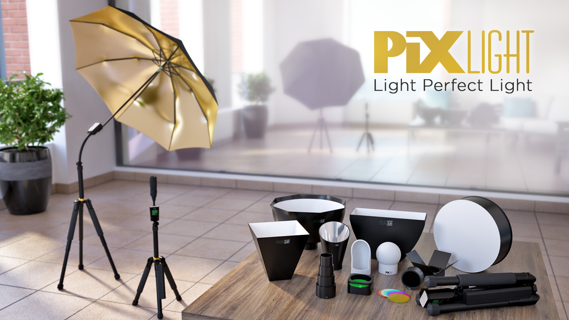 Save The Date: PiXLIGHT Kickstarter Campaign Goes Live in February 10, 2020