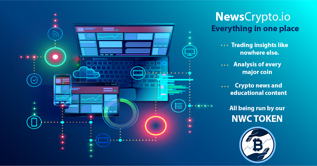 Newscrypto - Blockchain-Linked Ecosystem For All The Information Regarding Cryptocurrency