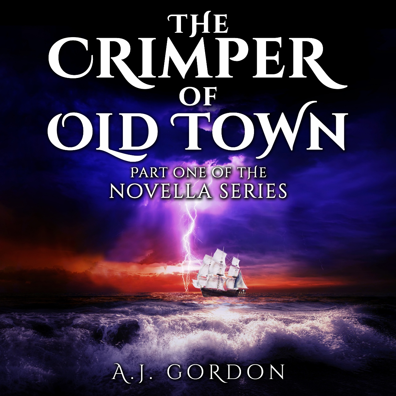 Loaded Image Entertainment Announces the Launch of The First Part of the Sizzling Novella Series, The Crimper of Old Town