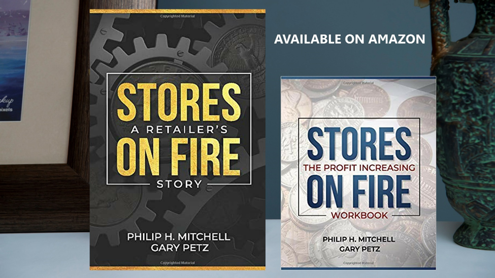 "Owners of Discovery Retail Group Publishes ""Stores on Fire: A Retailer\'s Story"""