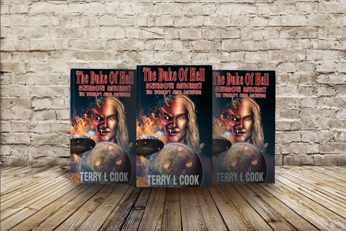 Author Terry L. Cook Releases His New Sci-Fi Novel Titled, The Duke Of Hell, The World's Final Dictator