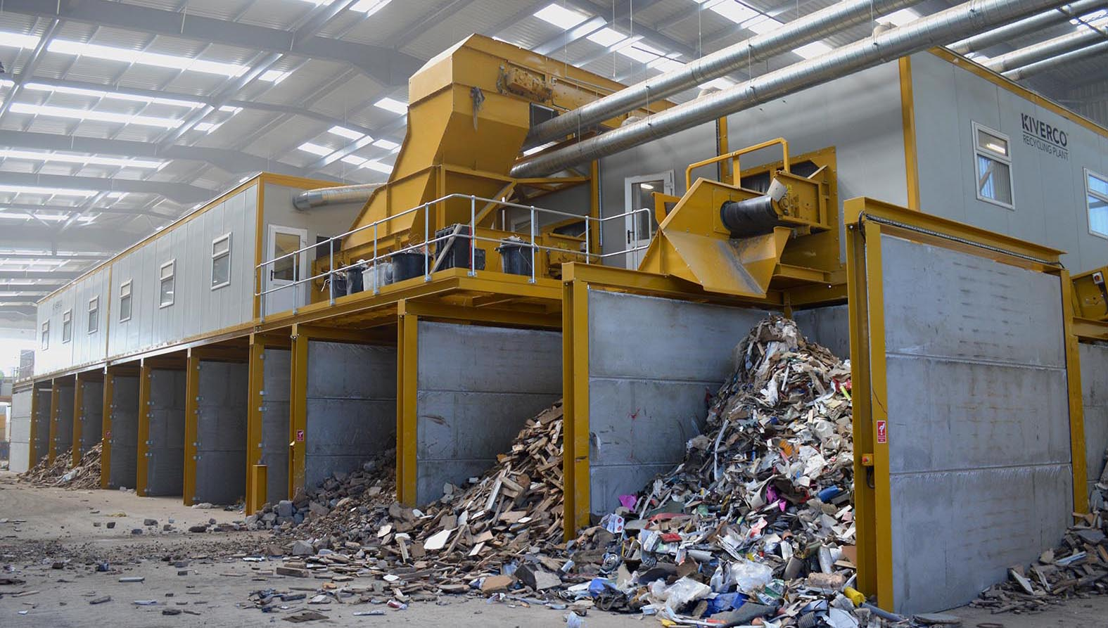 Construction Waste Processing Market Update: Key Business Segments Spiral Up Again