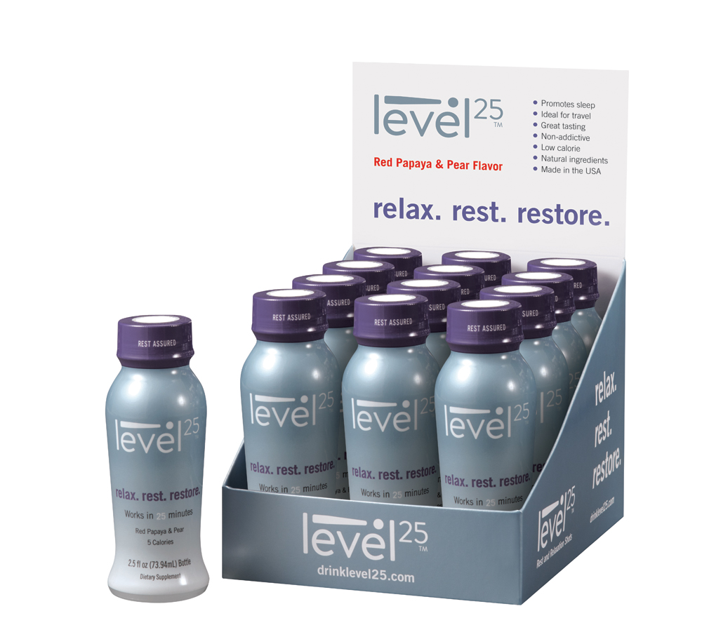 Level25 is now offered Nationwide Through Mr. Checkout\'s Direct Store Delivery Distributors.
