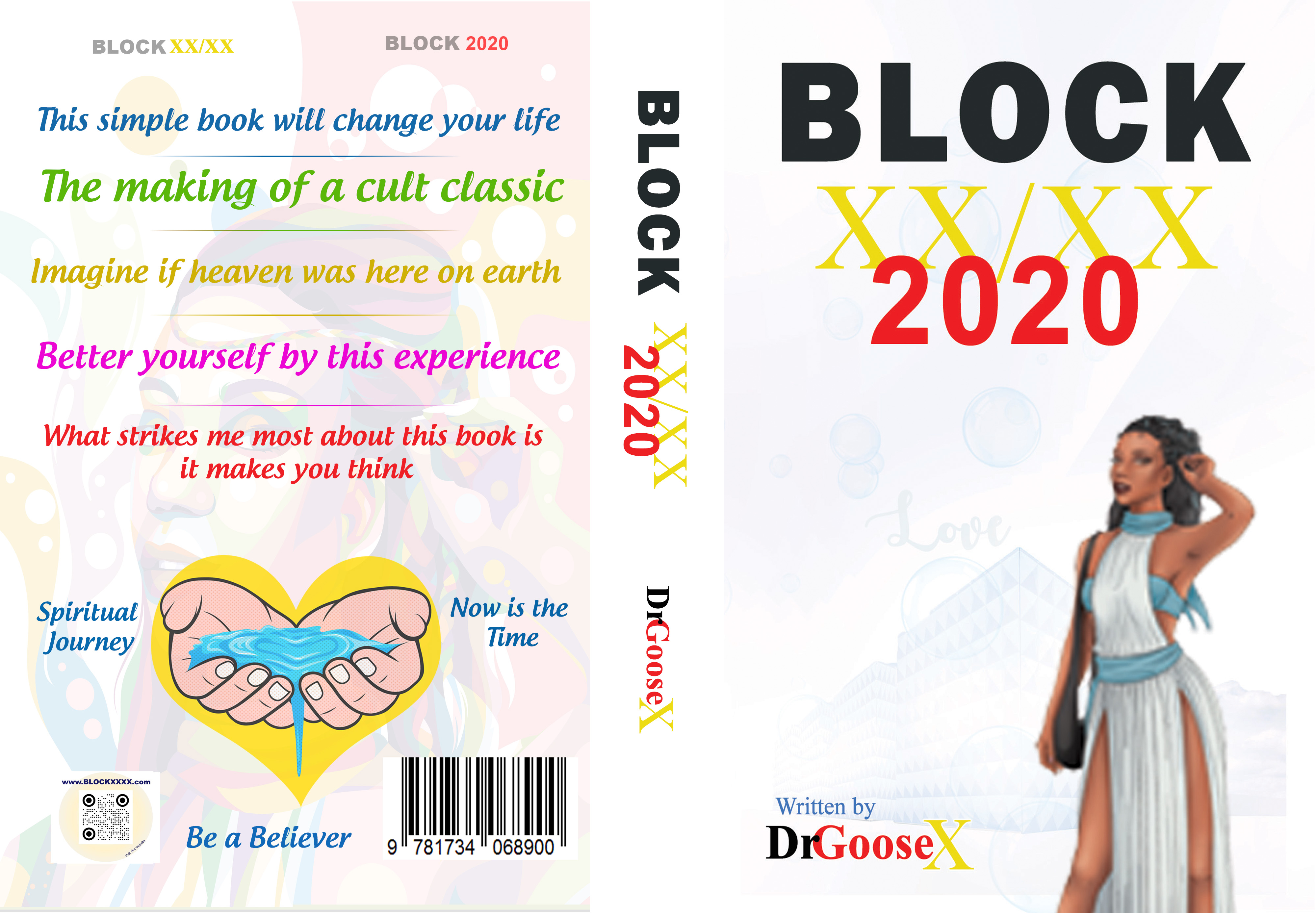 Secrets Revealed - Dr Goose X tells it all in New Book, Block 2020
