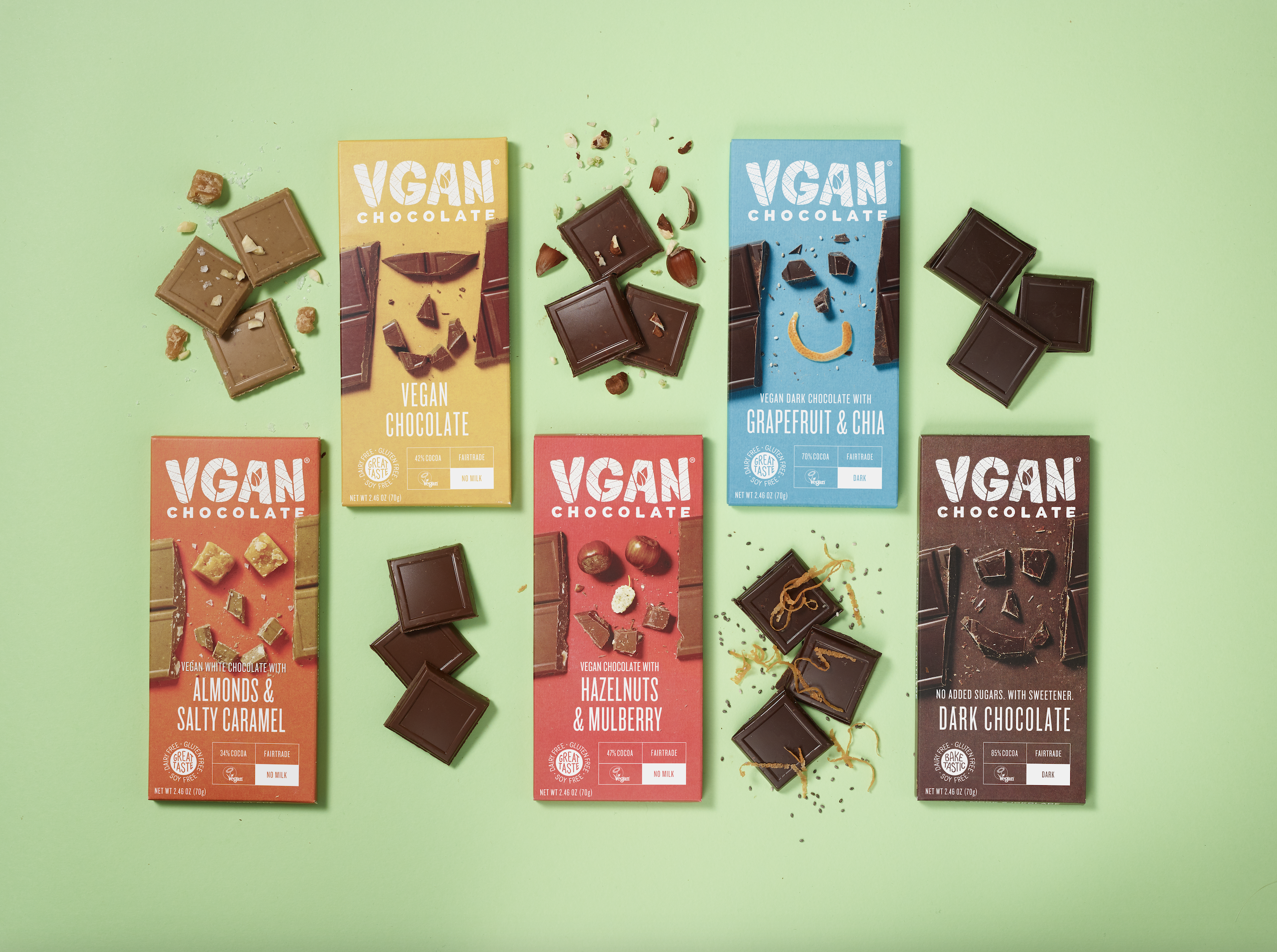 VGAN CHOCOLATES is utilizing Mr. Checkout\'s Fast Track Program to reach Independent Grocery Stores Nationwide.