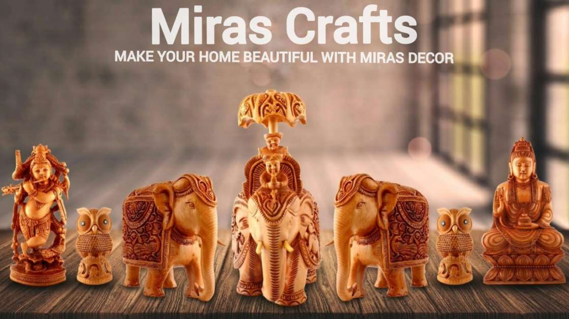 Miras Crafts Offers Best Collection of Indian Handicrafts