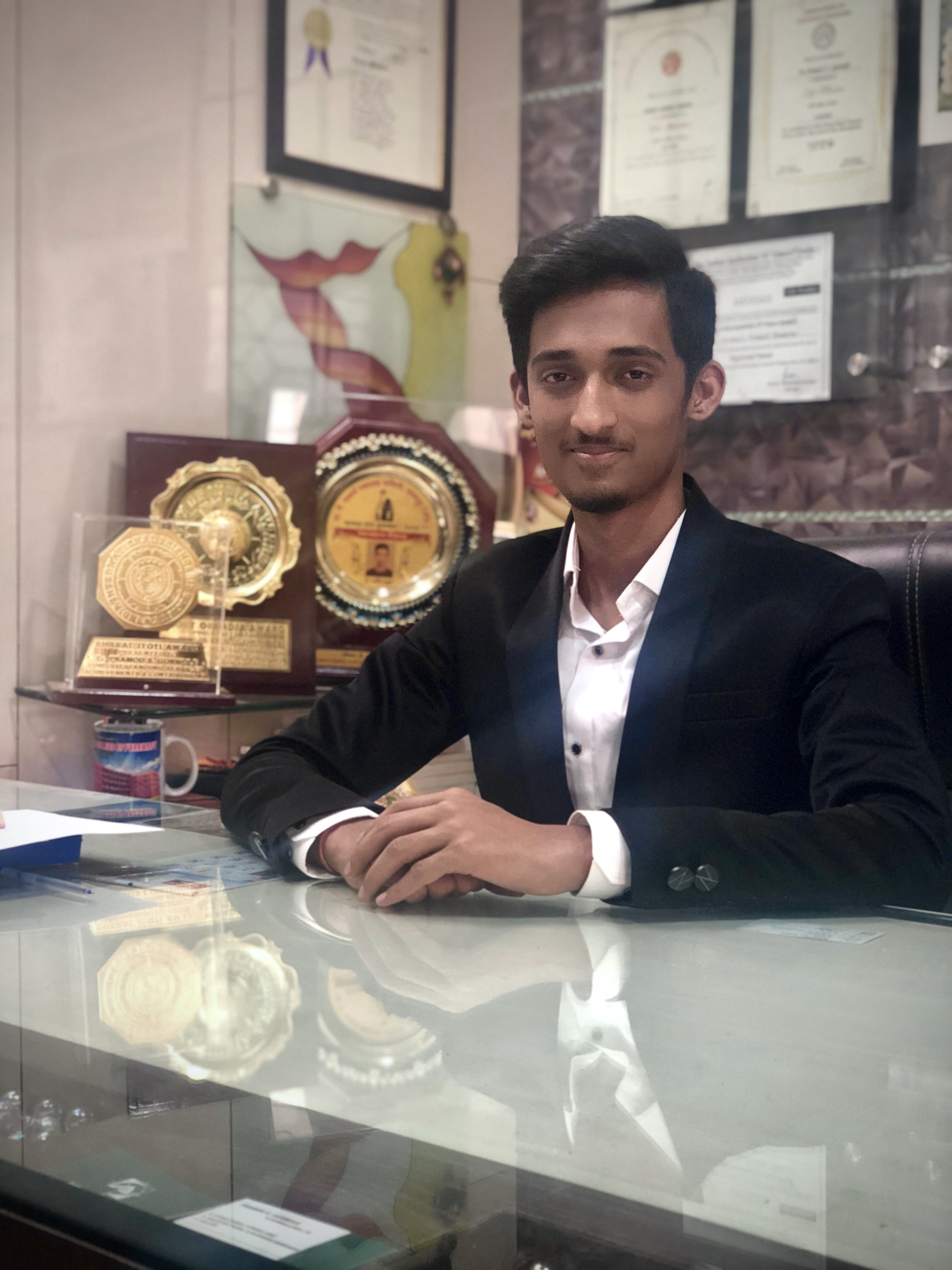This 18-Year-Old Teen from India Runs Four Million-Dollar Companies