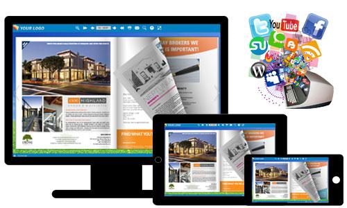 FlipBuilder Unveils Flip PDF for Chocolate Pamphlet Design