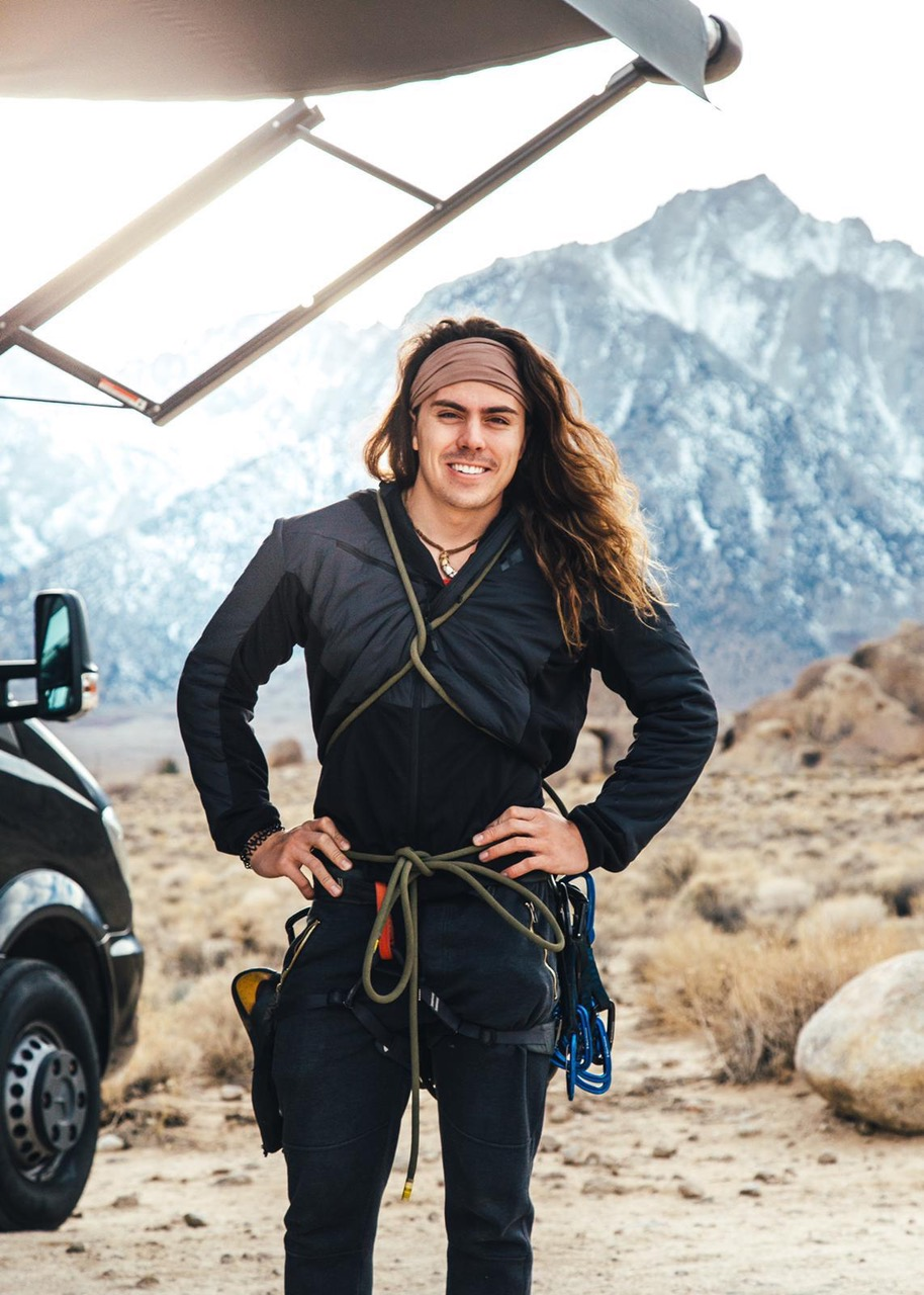 Tristan Hamm - Inspiring Others Through Outdoor Adventures
