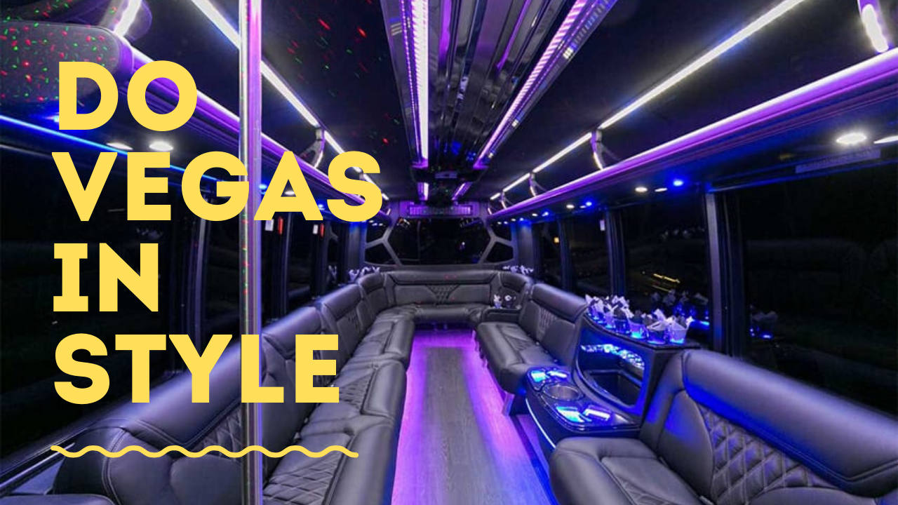 Arlo Party Bus Service Many Features Make It a Top Choice Among Las Vegas Tourists