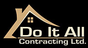 Do It All Contracting Ltd Celebrates with another Home Renovation Award