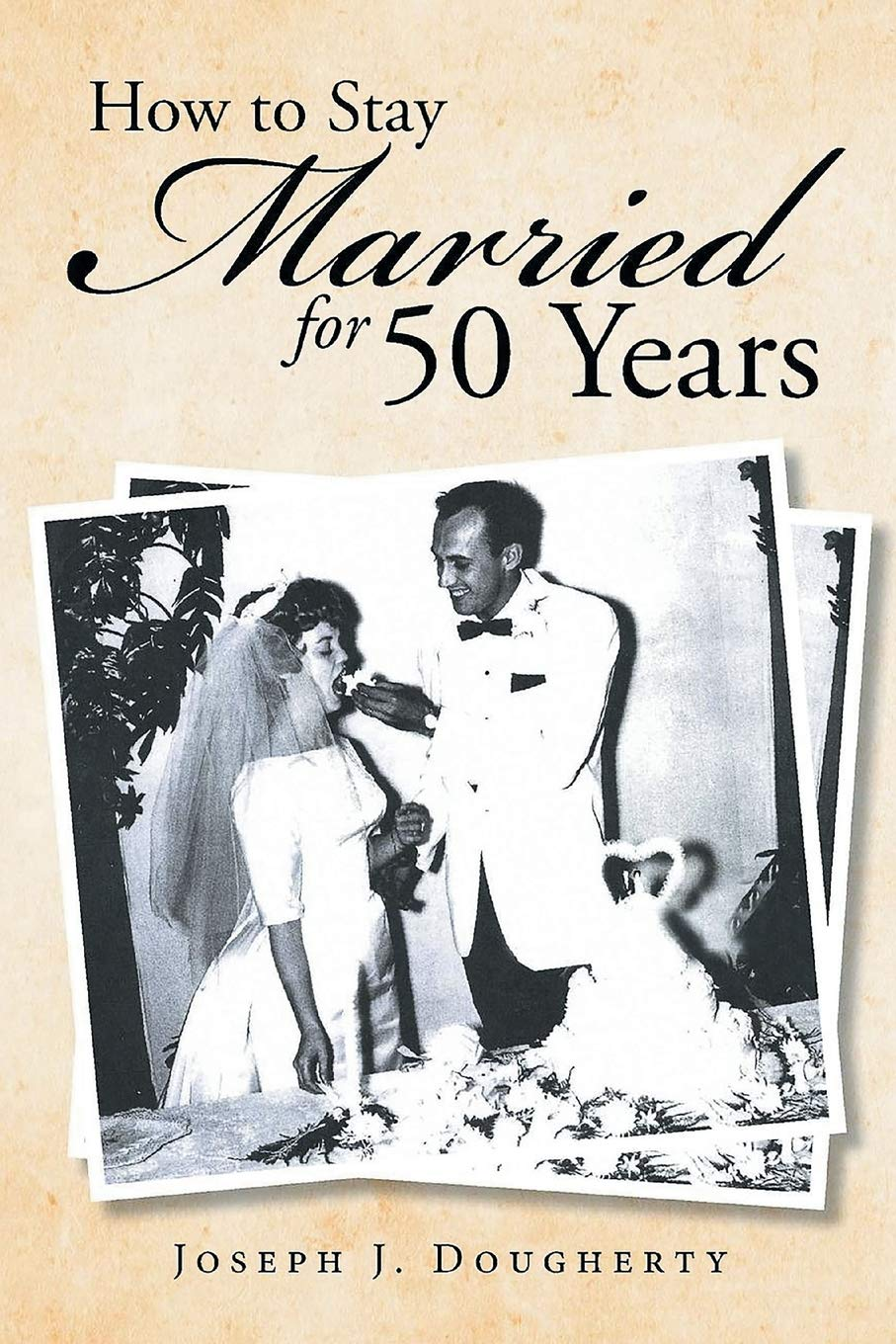 A Book About Staying Married for Years Now on Amazon